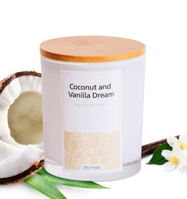Zapach kokos i wanilia w sklepie internetowym