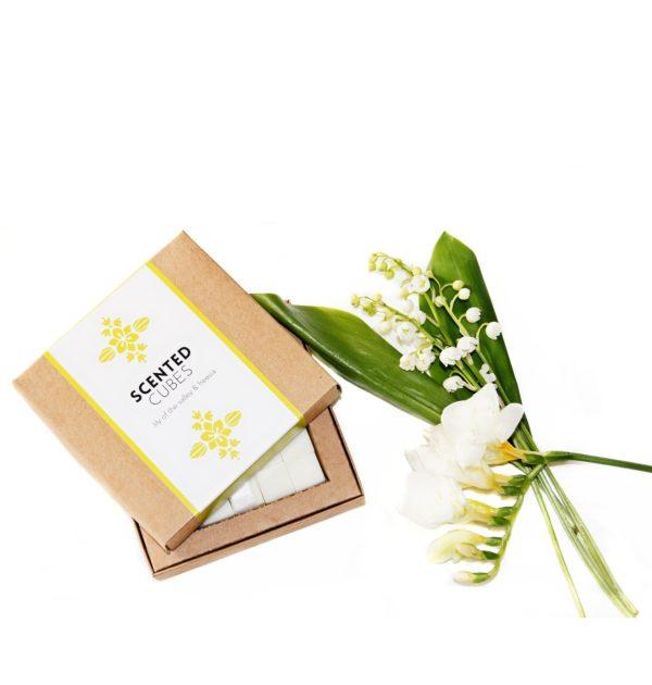 Aromaterapia o zapachu konwalii