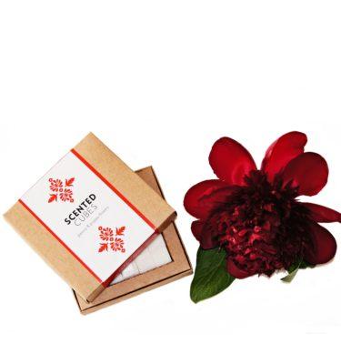 Aromaterapia zapach piwonii