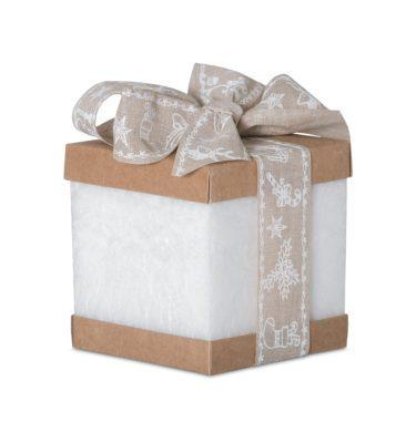 świeca zapach na Święta - goździk, cynamon,pomarańcze